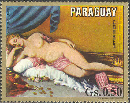 victoria_kraus_on_a_stamp_of_paraguay